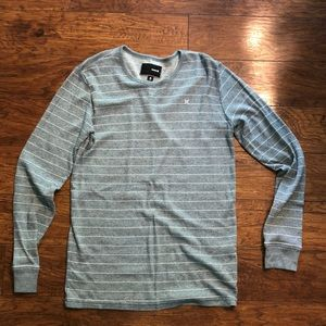 Men's Hurley long sleeve shirt